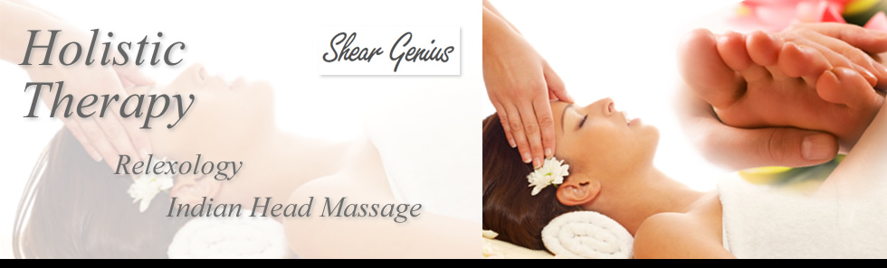 Reflexology and Indian Head Massage in Stone near Stoke on Trent in Staffordshire.
