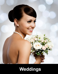 Wedding Hairdressing, Flower Design & Floristry in Stone near Stoke on Trent, Staffordshire